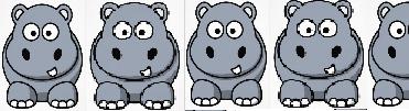 4.5 hippos
