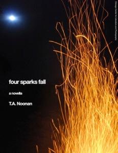 Four Sparks Fall