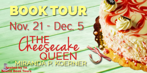 Cheesecake Queen banner