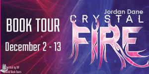 crystal fire banner