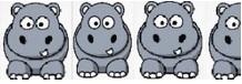 3.5 hippos